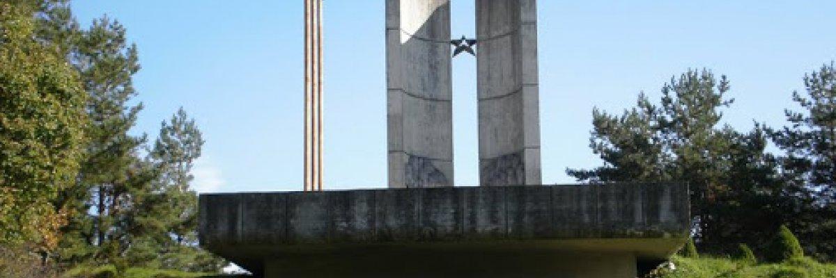 Pomník padlým partizánom