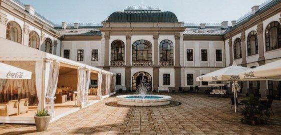 HOTEL & RESTAURANT GINO PARK PALACE**** Ubytovanie