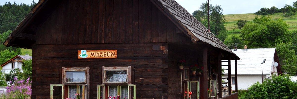 Múzeum v Hornom Moštenci