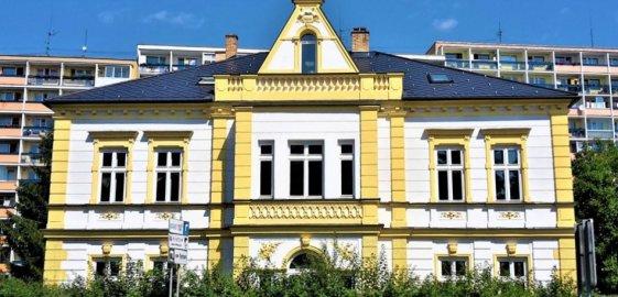 Vila rodiny Milchovcov