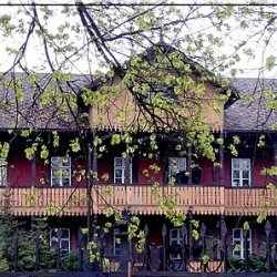 Vila v Považskej Teplej