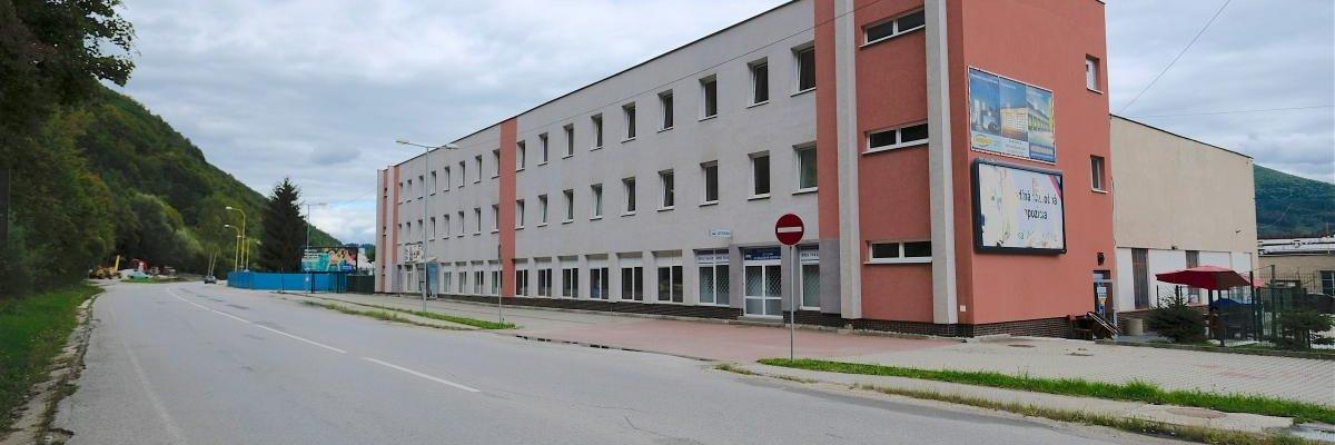 Ubytovňa za Orlovským mostom