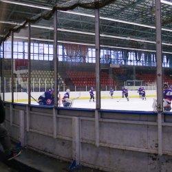 MŠK - zimný štadión