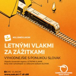 Letné vlaky ŽSSR