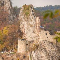 Lednický hrad